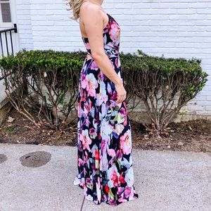 Cachet Dresses - ✨SEXY FLORAL CHIFFON GOWN